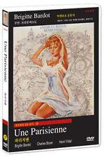Une Parisienne (1957) Charles Boyer, Henri Vidal, Brigitte Bardot DVD *NEW