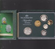2004 Australia Proof Coin Set in Folder with outer Box & Certificate