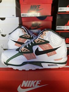 Nike Air Trainer SC High Pink Quartz Green White Bo Jackson BRAND NEW Size 10