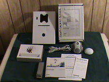 BODY BUGG BY BODY MEDIA Activity Tracker - COMPLETE IN BOX! Barely used NICE!
