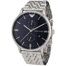 Emporio Armani ar1648 Herren Chronograph Uhr - 2 Jahre Garantie-RRP £ 379