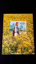 "TANYA TUCKER ""LIZZIE & THE RAINMAN""  (1975) RARE ORIGINAL PRINT PROMO POSTER AD"