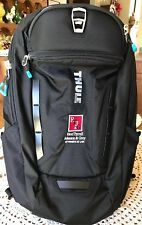 Thule NWT Laptop Macbook Daypack Nylon Backpack Bag Black Fast Ship!