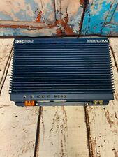 Old School Soundstream Reference 500 Completely Gone Through and Tested! U.S.A.