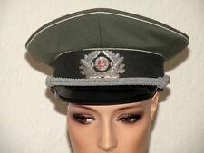 NVA Offiziersmütze  gr. 56 Uniformen Faschingsartikel Karneval Ostalgie  DDR FDJ