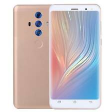 "Teléfono 3G OCTA núcleo Android 6,0 Smartphone pantalla táctil 5.0 "" Oro Rosa ES"