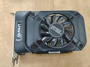 Palit NVIDIA GeForce GTX 1050Ti StormX 4GB DDR5 PCI-E Video Card DVI HDMI DP
