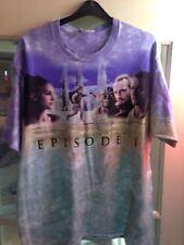 Star Wars T-shirt Episode 1 cast T-shirt