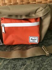 Herschel Supply Co. Seventeen Khaki  Crossbody Chest Sling Fannypack Waistbag