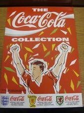circa 1992 Coca-Cola: England, Scotland & Wales - The Coca-Cola Collection, Unus