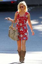 NEXT V-Neck Floral Mini Dresses for Women