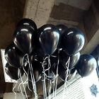 perle Metalique Brillant Ballons hélium air Qualité fête emballage cadeau
