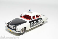 CORGI TOYS 238 JAGUAR MARK X SALOON POLICE EXCELLENT CONDITION REPAINT