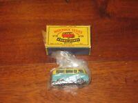 Vintage Matchbox Moko Lesney No. 70 Thames Estate Car W/ ORIGINAL Box 1959 MINT