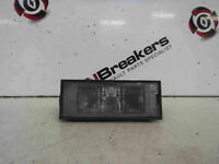 Renault Clio MK3 2009-2012 Rear Number Plate Light Black Plug 6401