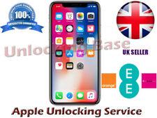 UNLOCK ORANGE / EE / T-MOBILE UK SERVICE FOR  IPHONE  8  PLUS IN  24-120 HOURS