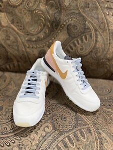 Nike By You Internationalist ID Tan 1980's  Shoes MENS SIZE 8.5