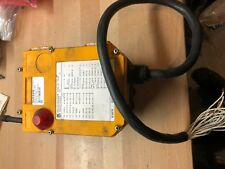 Telecrane F24-8D-RX Radio Remote Control System