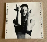 PRINCE AND THE REVOLUTION!! PARADE!! ORG 1986 VINYL 1-25396