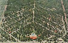 APOPKA, Florida, 1950-60s ; Aerial View of Yogi Bear's Jellystone Park