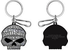 """Masivas Harley-Davidson llavero """"Sugar Skull"""" key fob * PC 4382 *"""