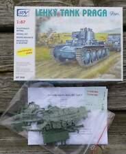 Panzer Praga PzKpfw 38 Ausf. C  - 1:87 Bausatz