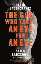 The Girl Who Takes an Eye for an Eye: Continuing, Lagercrantz, David, New
