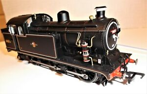 OXFORD RAIL N7 IN  BR LINED BLACK LIVERY LATE CREST