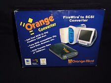 Orange Micro Converter Firewire 1394, for Mac and PC