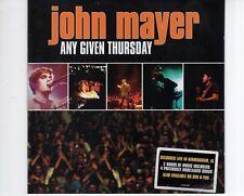 CD JOHN MAYERany given Thursday2CD EX+ (A2049)