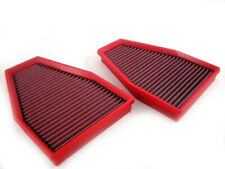 2012+ PORSCHE 991 911 3.4L 3.8L S GTS GT3 BMC HIGH FLOW REPLACEMENT AIR FILTERS