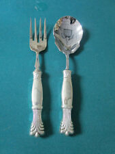 ITALY EP STAINLESS SERVERS STERLING HANDLE
