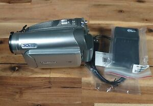 Pansonic NV-GS27 MiniDV Camcorder Video Camera With Battery & New USB Charger