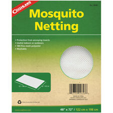 "Coghlan's Mosquito Malla, 48"" X 72"", Red de Malla de poliéster protege de insectos"