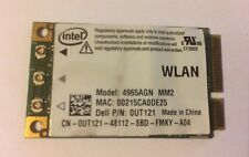 DELL XPS M1330 M1530 M1730 Wireless WIFI tarjeta 0UT121 4965AGN MM2