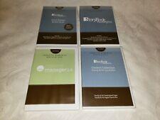 Creative Memories StoryBook Creator Plus Software & Memory Manager Dvds
