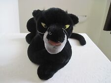 "Disney Jungle Book BAGHEERA 18"" Plush Stuffed Black Panther"