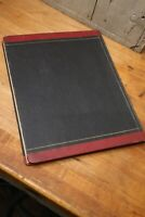 Antique 1920s Ledger Handwritten Diary Record Sales Book office general store