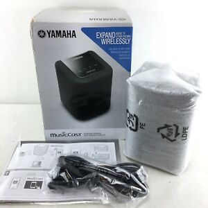 Yamaha MusicCast WX-010 Wireless Network Music Speaker - Fast Shipping - L01