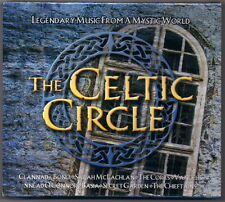 THE CELTIC CIRCLE - LEGENDARY MUSIC FROM A MYSTIC WORLD: CLANNAD, VANGELIS...
