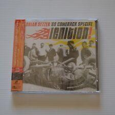 Brian SETZER' 68 COMEBACK SPECIAL - Ignition! - 2001 JAPAN CD