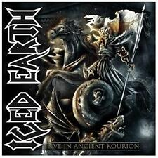 Iced Earth : Live In Ancient Kourion CD