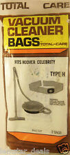 Total Care Vacuum Bags Type H Bag T-47 for Hoover Celebrity Nos