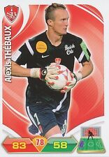 ALEXIS THEBAUX STADE BRESTOIS TRADING CARDS ADRENALYN PANINI FOOT 2013