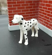 Custom Dalmatian Standing Miniature 1/24 Scale Half Scl G Diorama Accessory Item