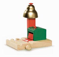 Holzeisenbahn Brio Magnetisches Glockensignal 33754  neu -