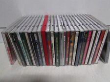 CHRISTMAS CD Lot of 26 GARTH BROOKS James Taylor KENNY G Sinatra JARS OF CLAY