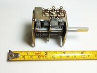 Variable Capacitor 20-200pf Homebrew Antenna Tuner QRP Shortwave Crystal Radio