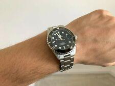 Steinhart Ocean One 39 ETA 2824-2 Black Automatic Divers Watch - RRP £550