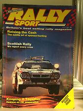 Rally Sport Magazine July 1984
